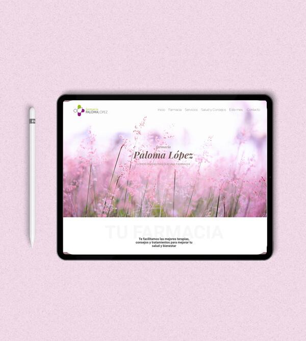 FARMA WEB ipad tiny